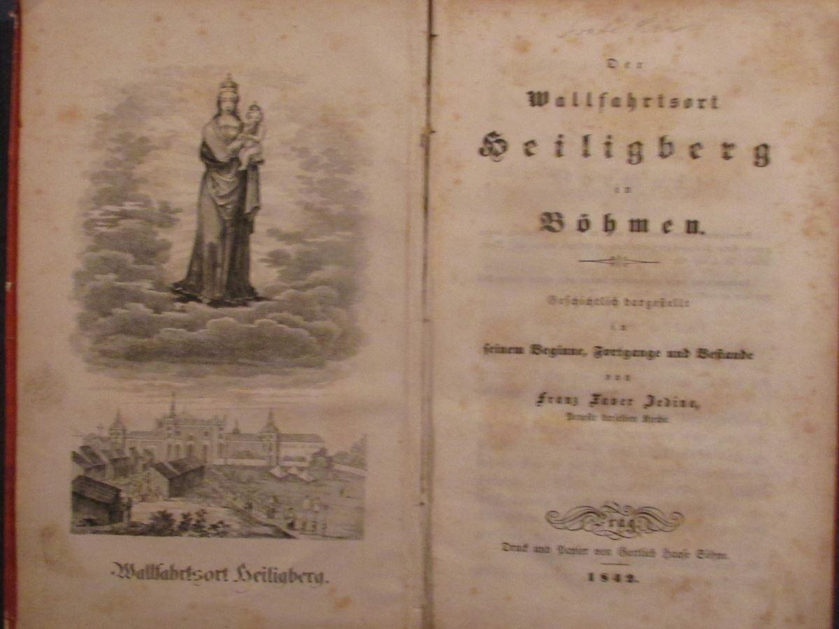 Franz. Wallfahrtsort