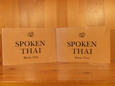 Spoken Thai, 2 Volumes.